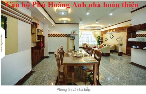 Căn hộ Phú Hoàng Anh nhà hoàn thiện Căn hộ Phú Hoàng Anh nhà hoàn thiện